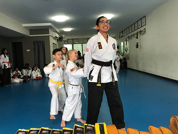 CKD Martial Arts (main branch), Desa Sri Hartamas