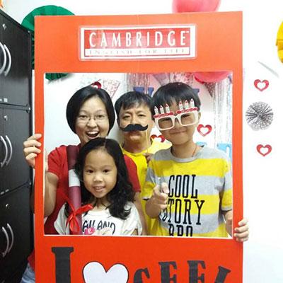 Cambridge English For Life, Bandar Baru Rawang