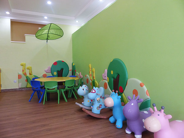 Choo Choo Train Baby & Child Care Centre, Bukit Jelutong
