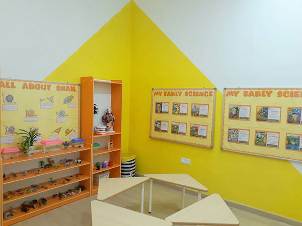 Eduwis Elite Preschool & Enrichment Centre, The Gardens Mall, Mid Valley City