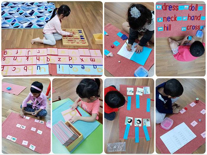 Eight Virtues Montessori Preschool, Seri Kembangan