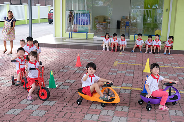 H'Apples Kindergarten (Senior), The Cube @ Bandar Puteri Puchong