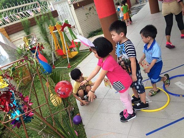 More Fun Kindergarten, Tadika Anak Bestari, Selayang