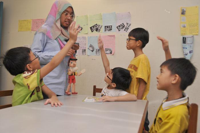 Scholar Base - Taman Bukit Sri Bintang, Kepong