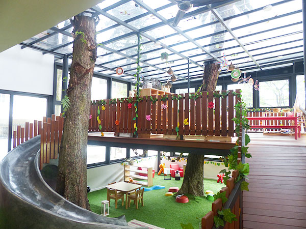 The children's house, U-Thant, Ampang