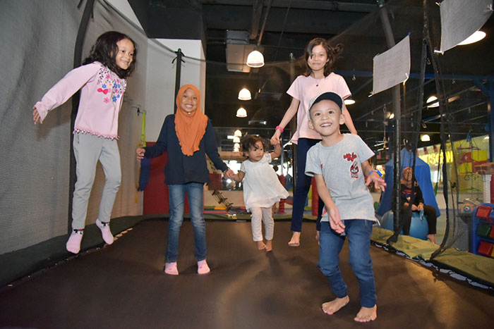 We Rock The Spectrum Kids Gym, Ara Damansara
