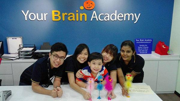 Your Brain Academy, Bandar Puteri Puchong