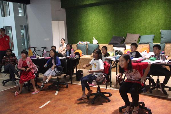 eBright Learning Centre (Public Speaking for Kids & Teens), Subang Jaya