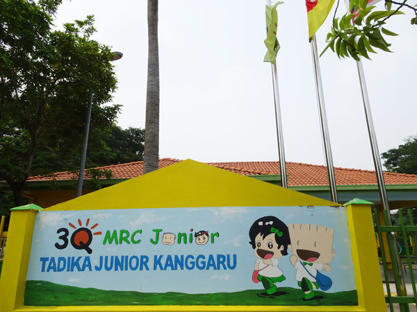 3Q MRC Junior, Setia Alam (Tadika Junior Kanggaru)
