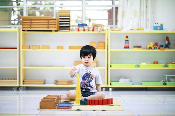 Apple Seed Preschool, Bandar Puteri, Puchong