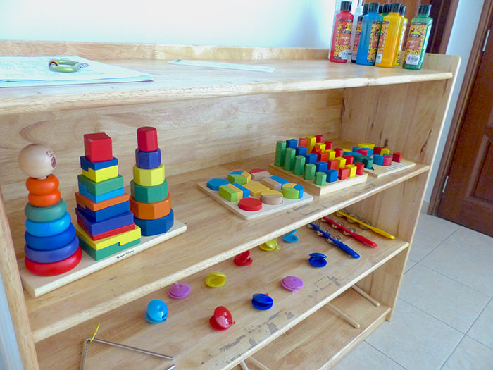 Babies and Casa Montessori International Preschool, Kajang