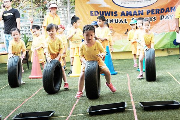 Eduwis, Aman Perdana, Klang