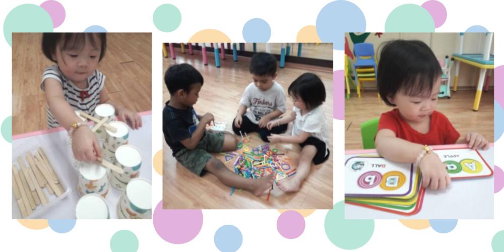 Orientation Day for Kiddy @ Genius Ria Kindergarten
