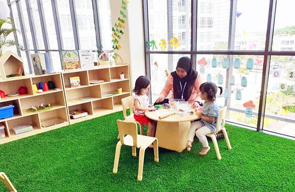 Havona Preschool, Mount Austin, Johor Bahru