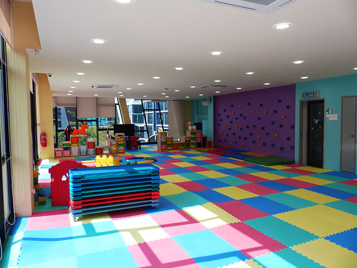Just Awesome Day Care Centre, Setia Alam