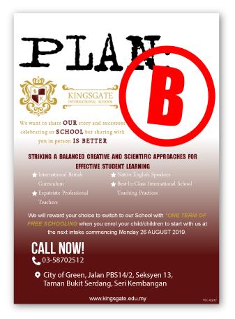 To Switch School or Not? - Kingsgate International School