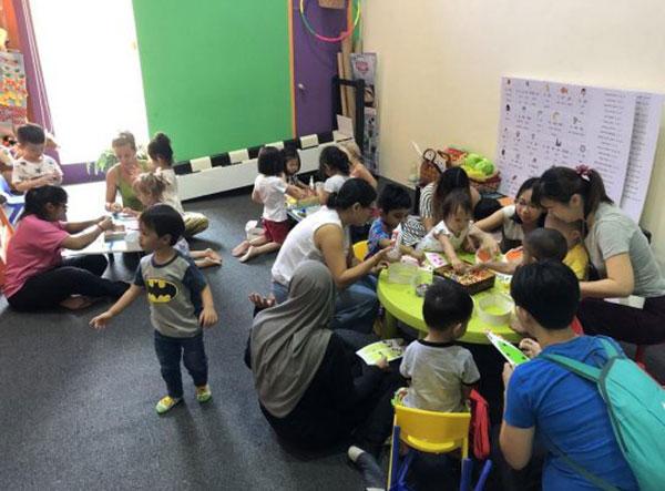 Little Acorns at Play, Kota Damansara