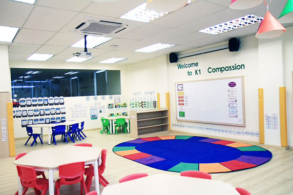 MindChamps PreSchool, Adda Heights, Johor Bahru