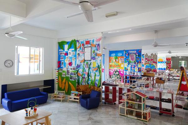 Peter & Jane Kindergarten, Puchong