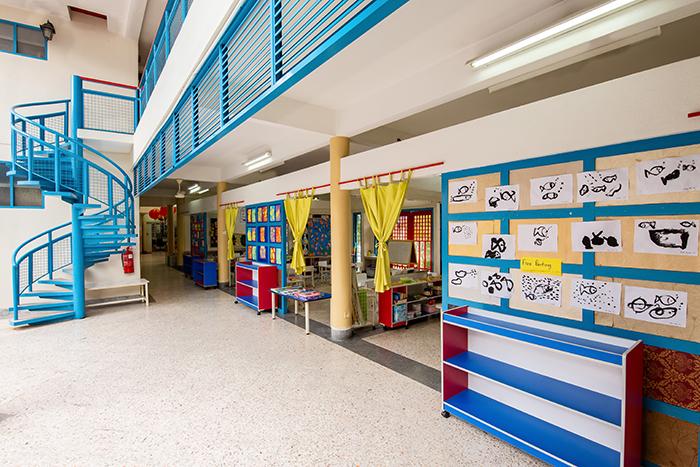Peter & Jane Kindergarten, Taman Sea