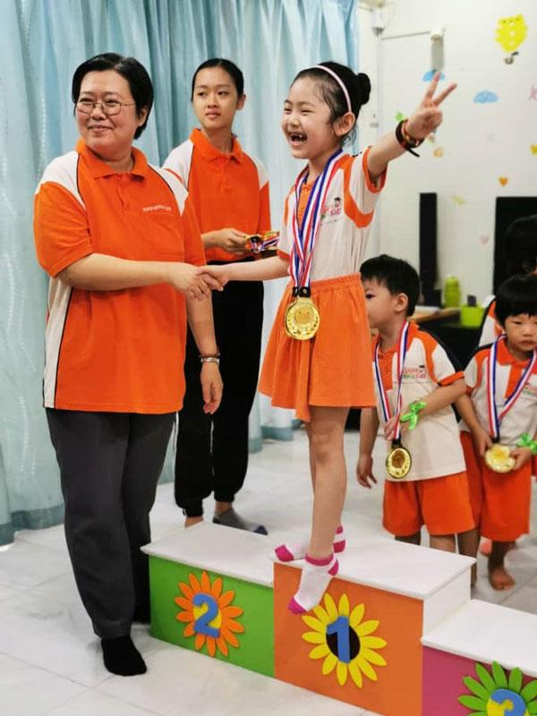 Super Genius Kids (Tadika Genius Riang), Taman Bukit Desa