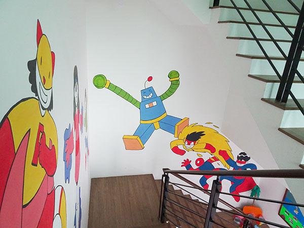 Tadika Adiwira, Bandar Sungai Long (Superheroes Kidzland)
