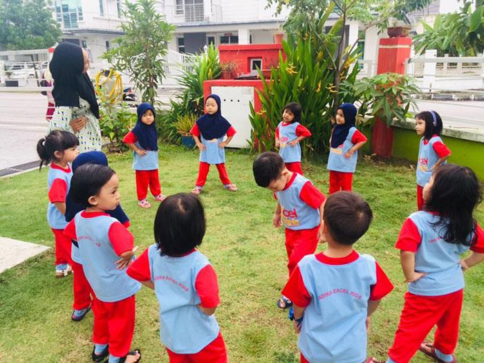 Tadika Excel Kids, Bandar Saujana Putra
