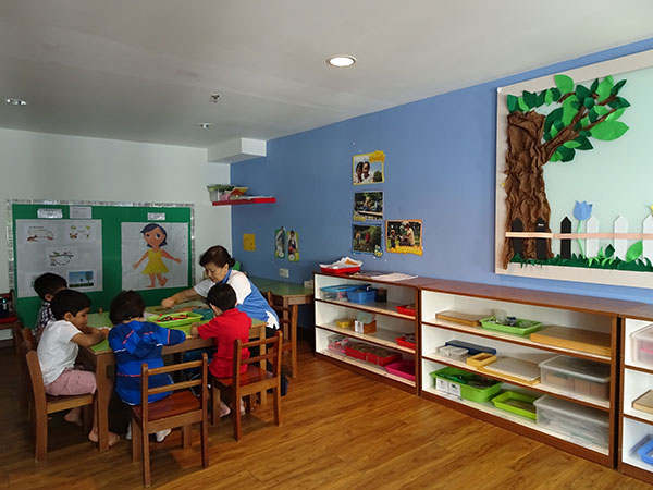 White Lodge Child Care Center Mont Kiara