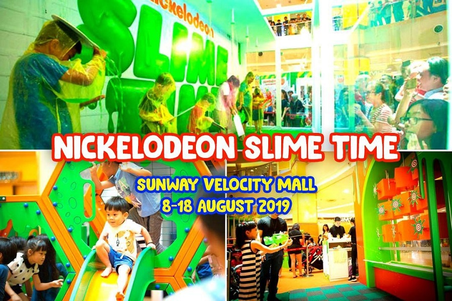 Nickelodeon Slime Time