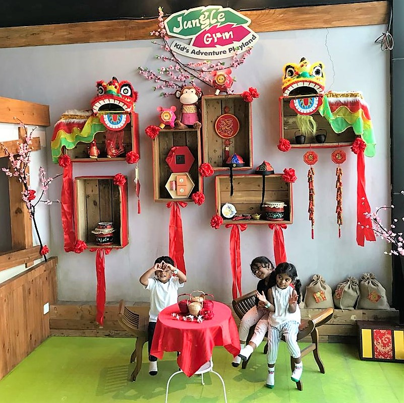 Jungle Gym CNY Corner