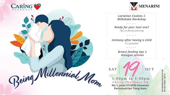 Being Millennial Mom Workshop