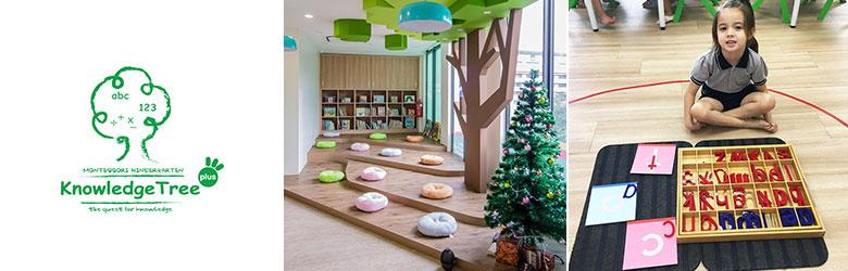 Knowledge Tree+ Montessori Kindergarten, Desa ParkCity