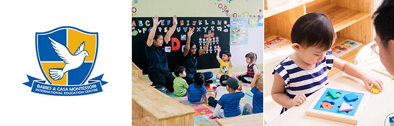 Babies & Casa Montessori International Preschool