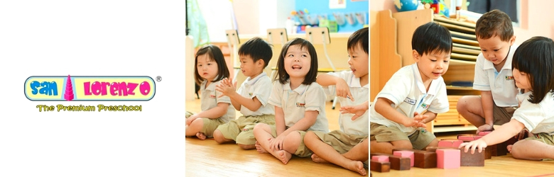 San Lorenzo Preschool (HQ), Eco Santuari, Kota Kemuning
