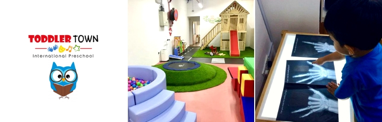 Toddler TOWN International Preschool, Plaza Mont Kiara