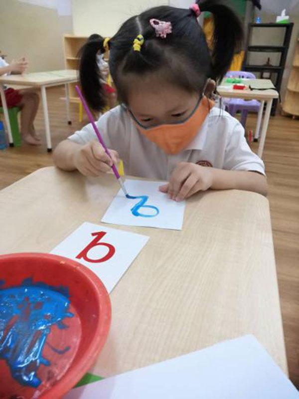 Hey Preschool, Nusa Bestari