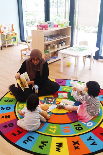 Little Tillage Preschool & Developmental Childcare Center, The Hub SS2