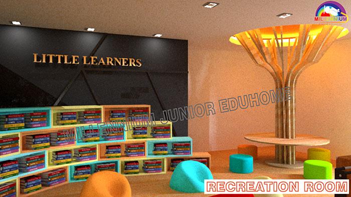 Millennium Junior EduHome [Primary School Day Care (SIM Educare), Taman Equine (Seri Kembangan)]