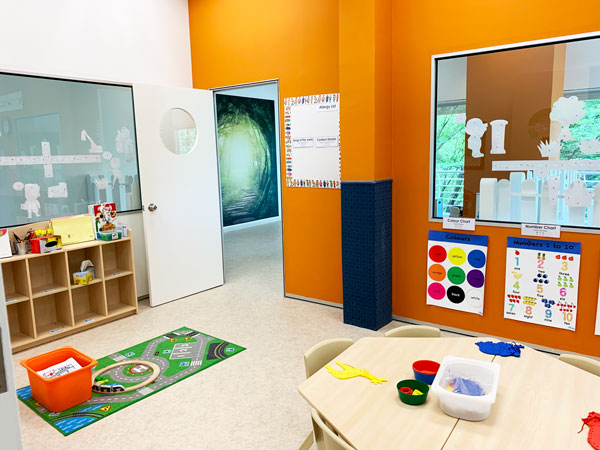 White Lodge International Preschool and Nursery, Desa ParkCity