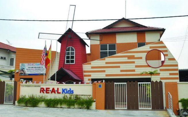 R.E.A.L Kids - SS19 Subang