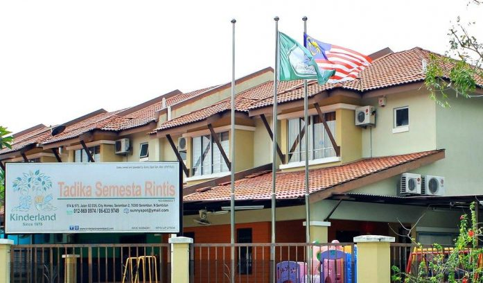 Kinderland Seremban 2, Negeri Sembilan