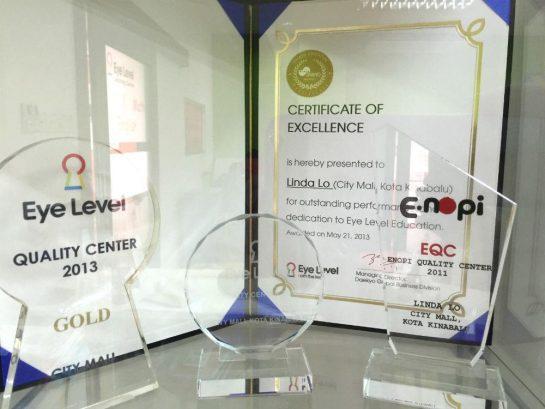 Eye Level - City Mall, Kota Kinabalu