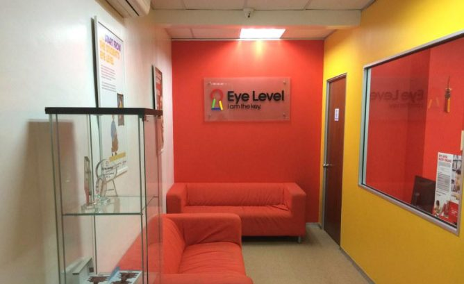 Eye Level - Lucky Garden, Bangsar
