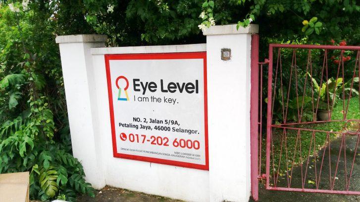 Eye Level - Jalan Gasing, Petaling Jaya
