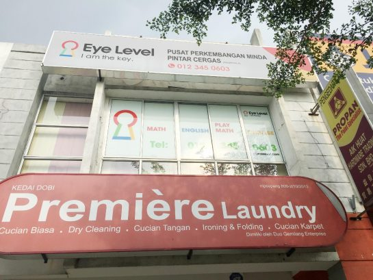 Eye Level - 16 Sierra, Puchong