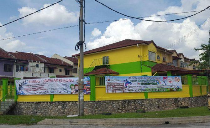 3Q MRC Puncak Jalil Kindergarten, Seri Kembangan
