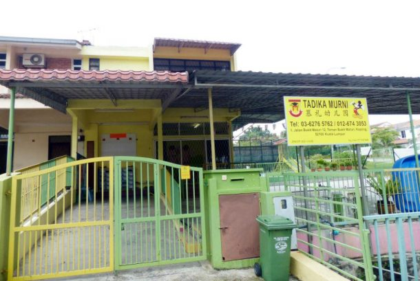 Tadika Murni - Taman Bukit Maluri, Kepong