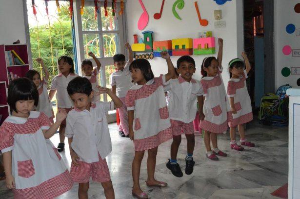 Tadika Seri Delima (The Sunshine Kindergarten), USJ 2, Subang Jaya