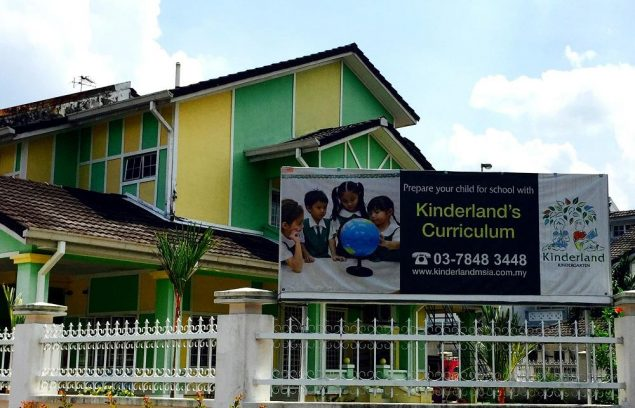 Kinderland Ara Damansara
