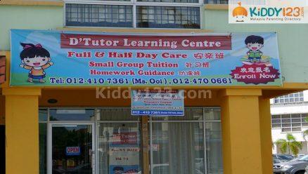 D'Tutor Learning Centre